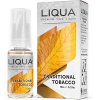 LIQUA Traditional Tobacco - Nikotinfreies eLiquid für e-Zigaretten und e-Shishas