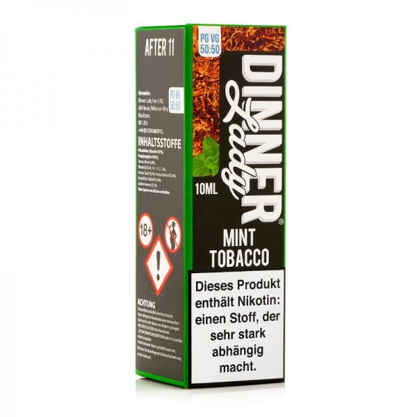 Dinner Lady 1111 Mint Tobacco 10 ml