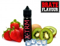 BRATE FLAVOUR X-TRM Strawberry kisses Kiwi