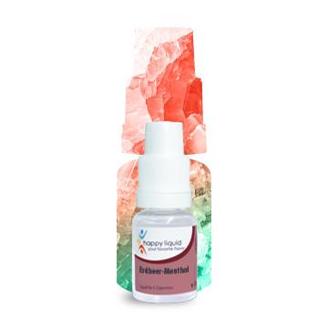 Happy Liquid Erdbeer-Menthol 18mg Nicsalt