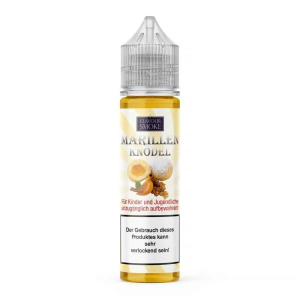 Flavour-Smoke Marillenknödel
