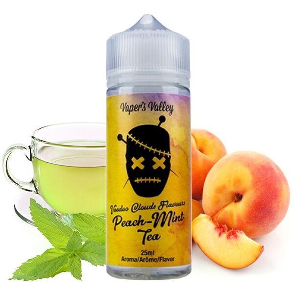 Voodoo Clouds Peach Mint Tea
