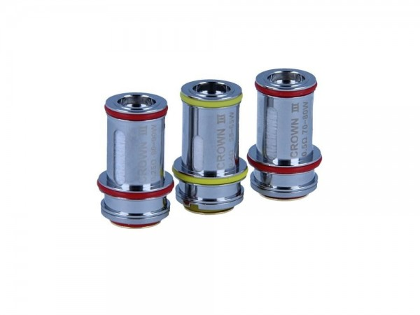 Crown 3 PCS - Coils