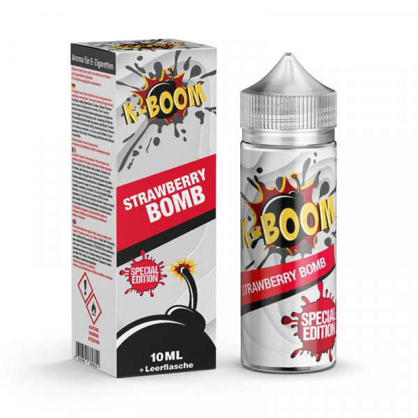 K-Boom Strawberry Bomb 2020