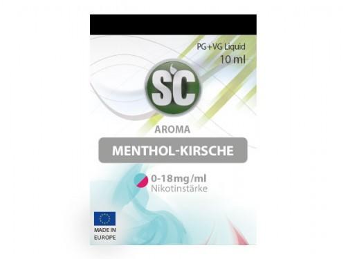 SC Liquid Kirsche-Menthol