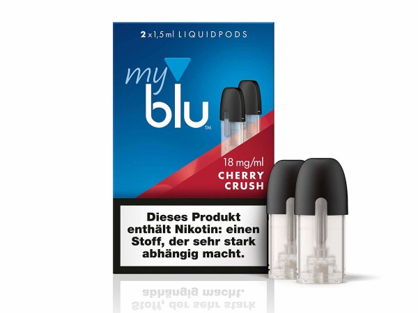 myBlu Pod Cherry Crush 2er Pack