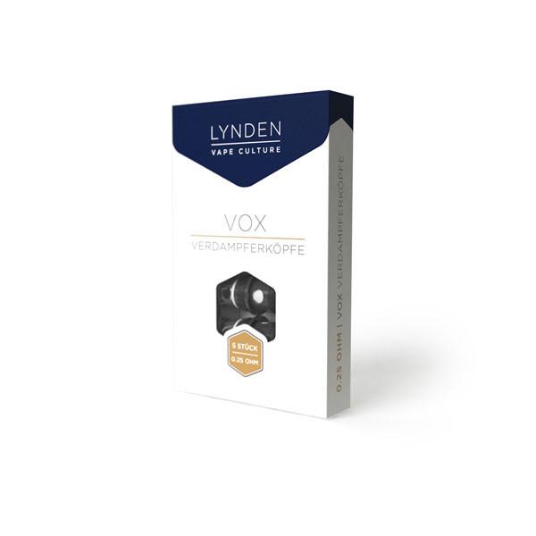 Lynden VOX Coils 0,25Ohm