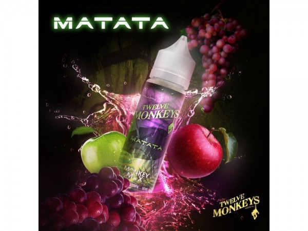 Matata 50 ml 0 mg DIY Liquid