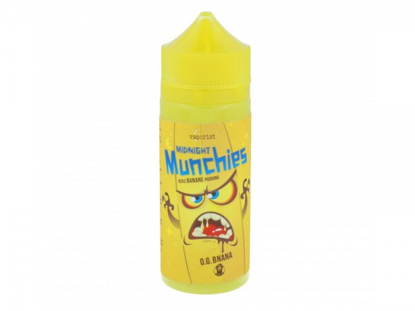 Midnight Munchies - O.G. Bnana 100 ml