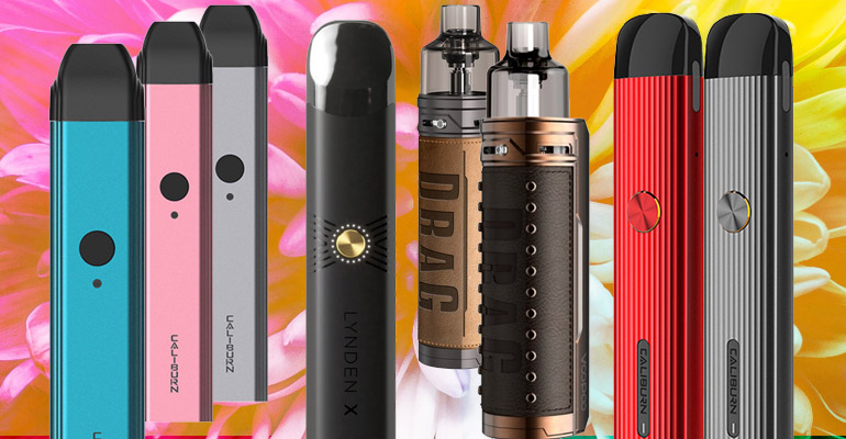 e-zigaretten pods