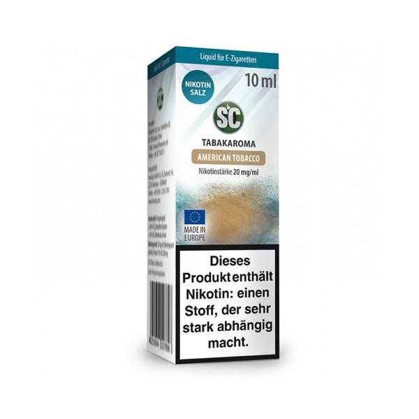 SC American Tobacco Nikotinsalz