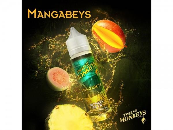 Mangabeys 50ml 0mg DIY Liquid