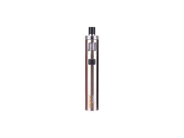 Aspire PockeX AIO e-Zigaretten Set edelstahl stainless steel