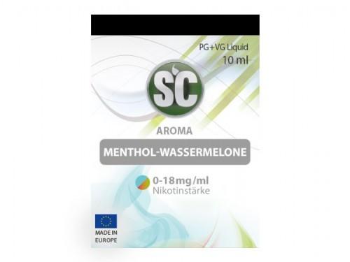 SC Liquid Wassermelone-Menthol