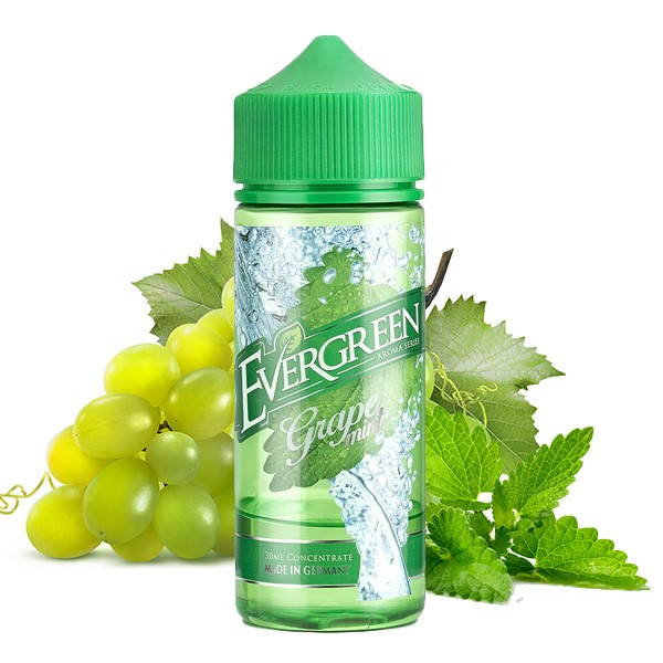 Evergreen Grape Mint Aroma