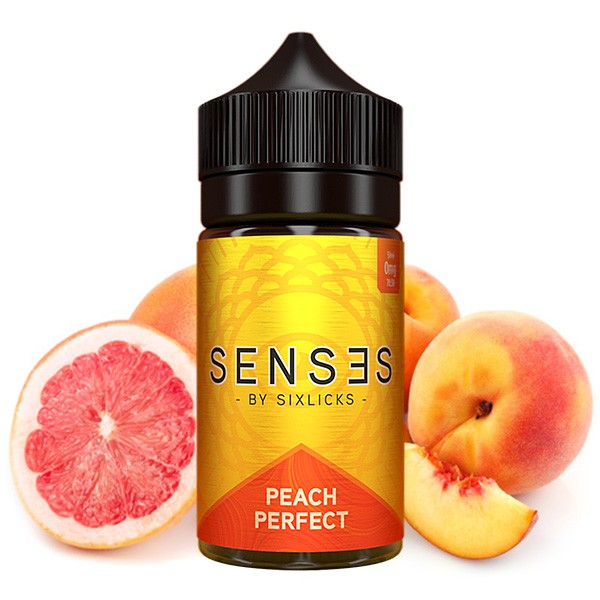 Six Licks SENSES Peach Perfect