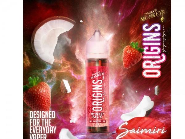 Twelve Monkeys Origins Saimiri 50 ml