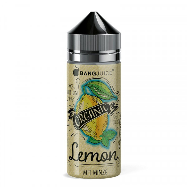 Bang Juice Organic Lemon