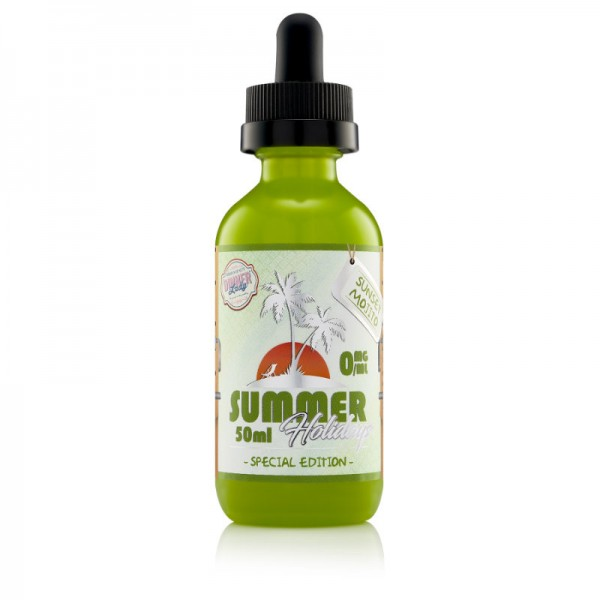 Dinner Lady Summer Holidays Sunset Mojito 50ml