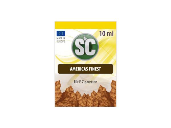 Aroma Americas Finest Tabak