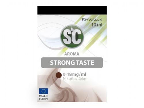 SC Liquid Strong Taste Tabak