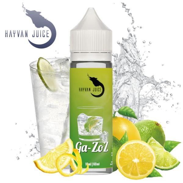 Hayvan Juice Ga-zoz Limette