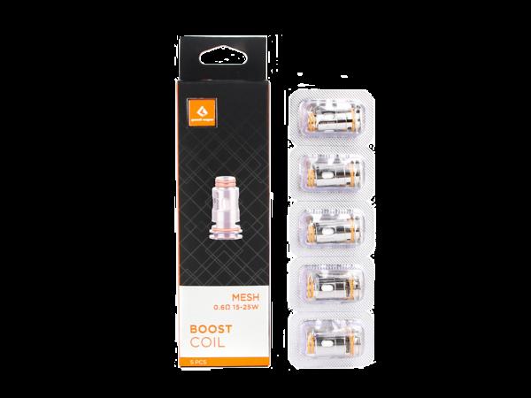 Geek Vape Aegist Boost Coils 0,6Ohm