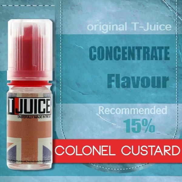 T-Juice Colonel Custard Aroma