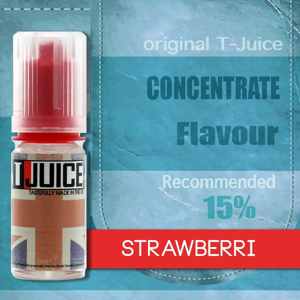 T-Juice Strawberri Aroma