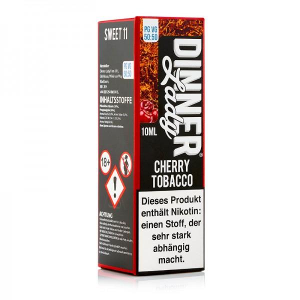 Dinner Lady 1111 Cherry Tobacco 10 ml
