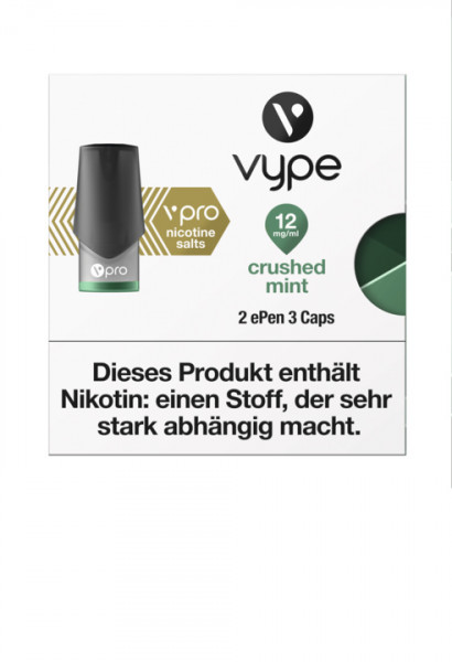 Vype ePen Crushed Mint