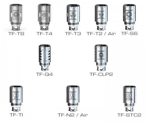 TFV4 TF Verdampferkopf (Coil)