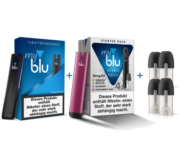 myBlu Starter Kit Intense Color Edition