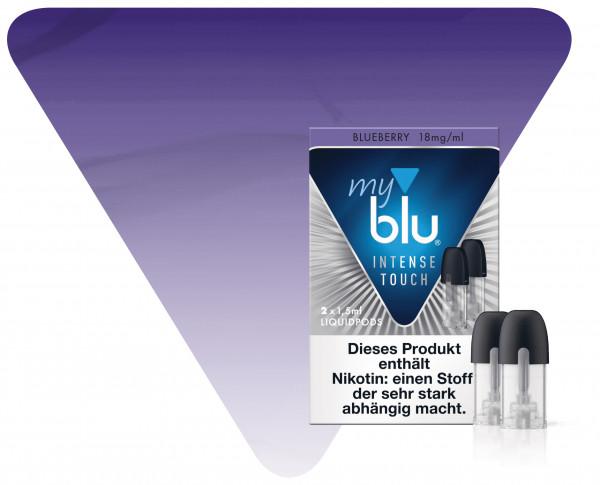 myBlu Pod Intense Touch Blueberry 2er Pack