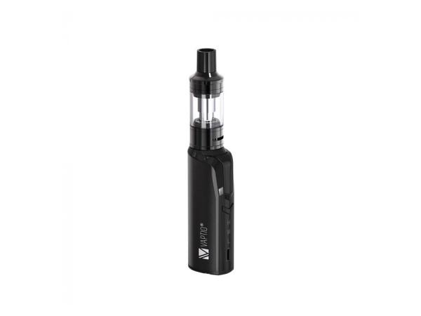 Vaptio Cosmo e-Zigaretten Set schwarz