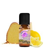 TWISTED Lemon Drizzle Cake