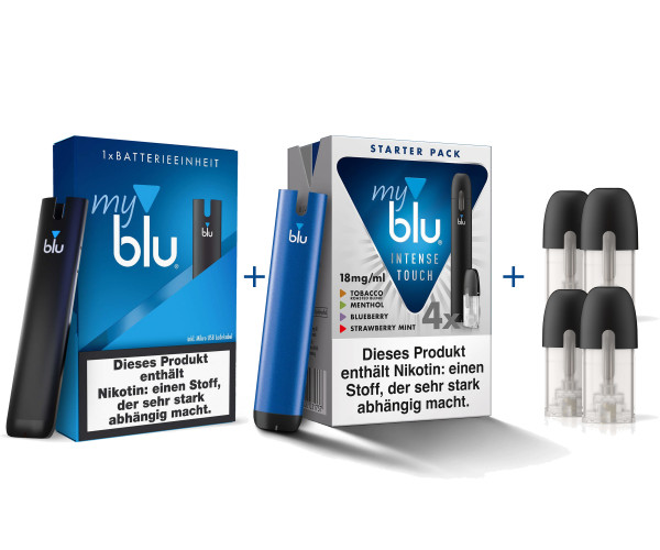 myBlu Starter Kit Intense Color Edition