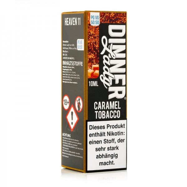 Dinner Lady 1111 Caramel Tobacco 10 ml