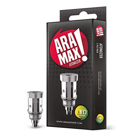 Aramax Vaping Pen Coil