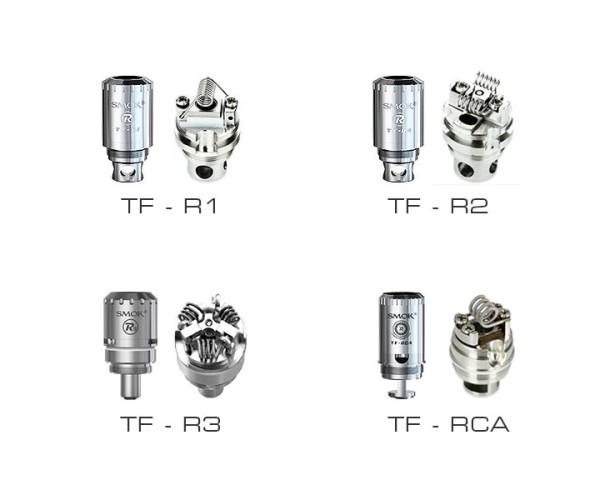 TFV4 RBA-RCA Verdampferkopf (Coil)