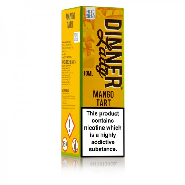 Dinner Lady Mango Tart 10 ml