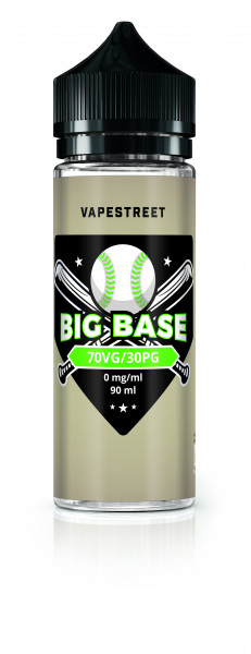 Vapestreet Big Base 70/30 90 ml