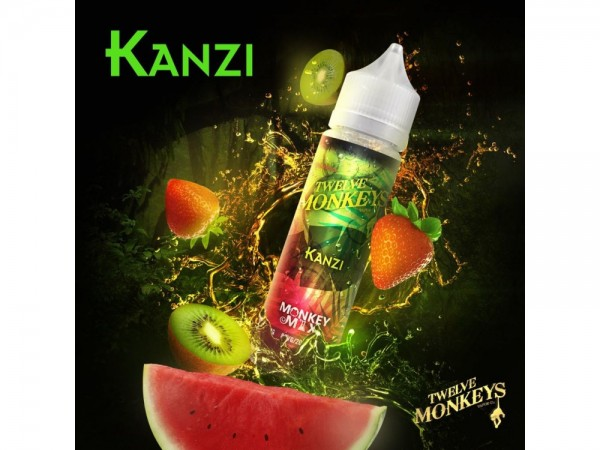 Kanzi 50 ml 0 mg DIY Liquid