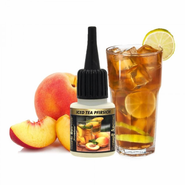 Dark Burner Iced-Tea Pfirsich